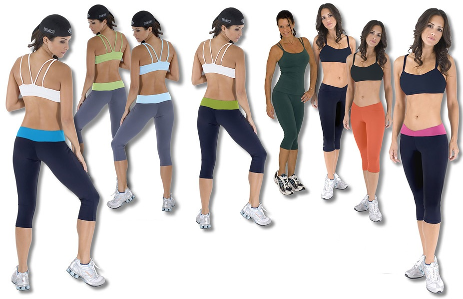 gym wear ninabucci DLWACGR