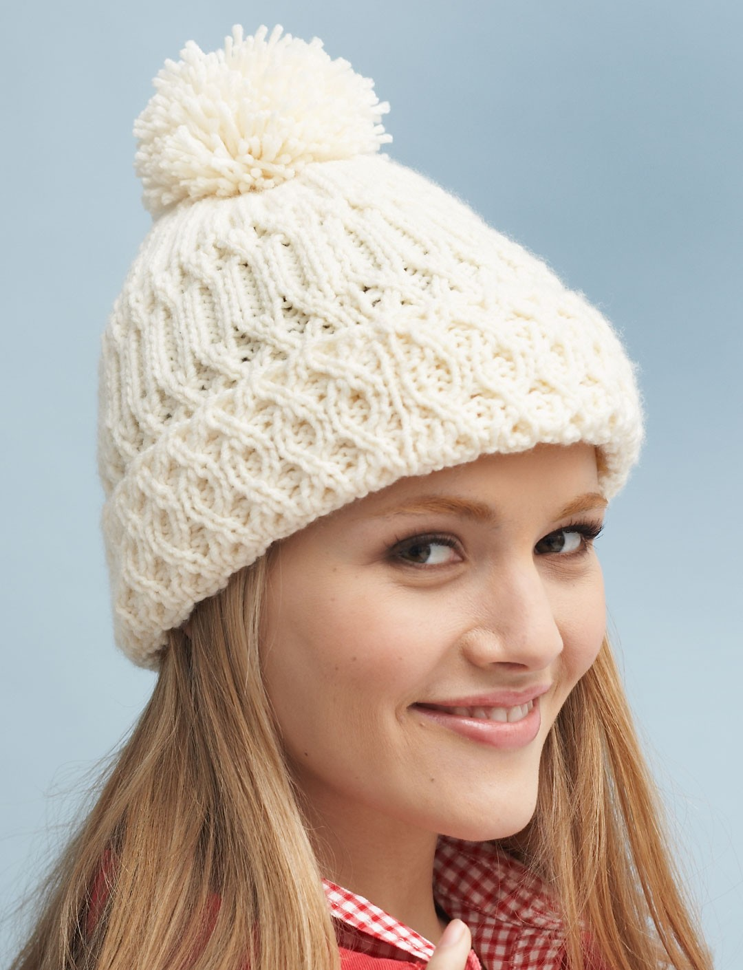 hat knitting patterns aran hat PVKZBHO