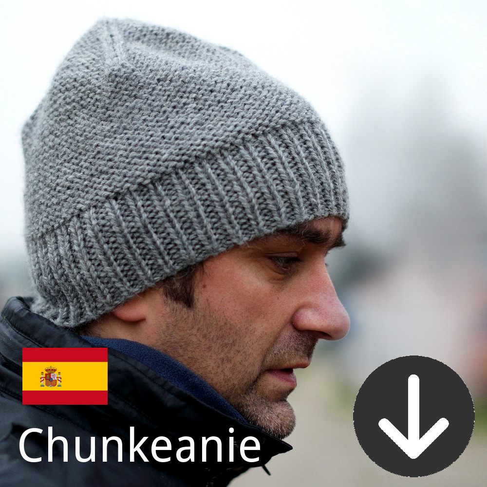 hat knitting patterns free chunkeanie slouchy hat knitting pattern ...