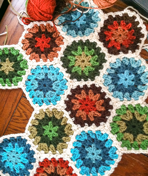 Hexagon Crochet Patterns To Make Beautiful Blankets Fashionarrow