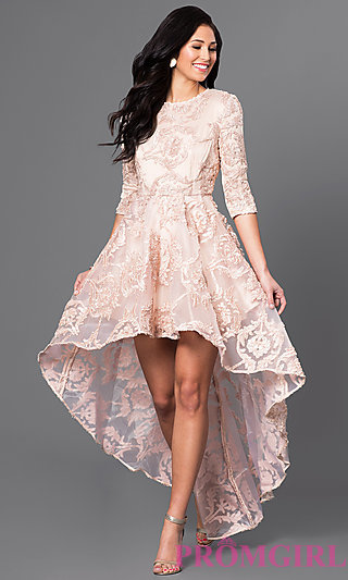 high low prom dresses loved! SFLZYRS