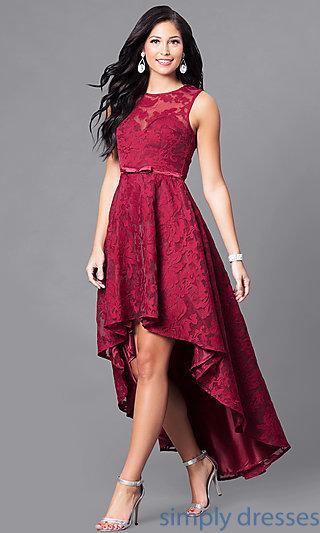 high low prom dresses lp-24056 WZJGSSQ