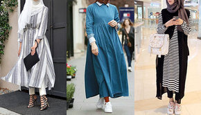 hijab fashion 17 casual hijab dresses for a very fashionable spring style XZSEBEC
