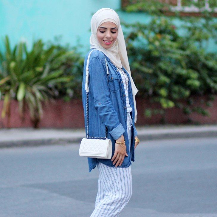 hijab fashion bloggers | popsugar fashion ACLRBVX