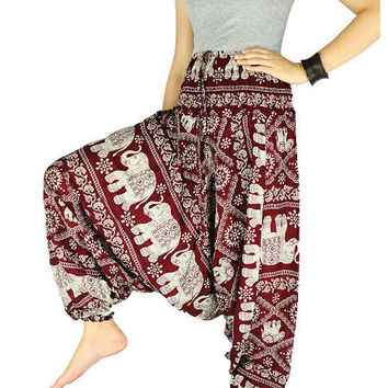 hippie clothes hippie pants gypsy pants harem pants elephant pants palazzo  pants elephant clothes VGFAAHK