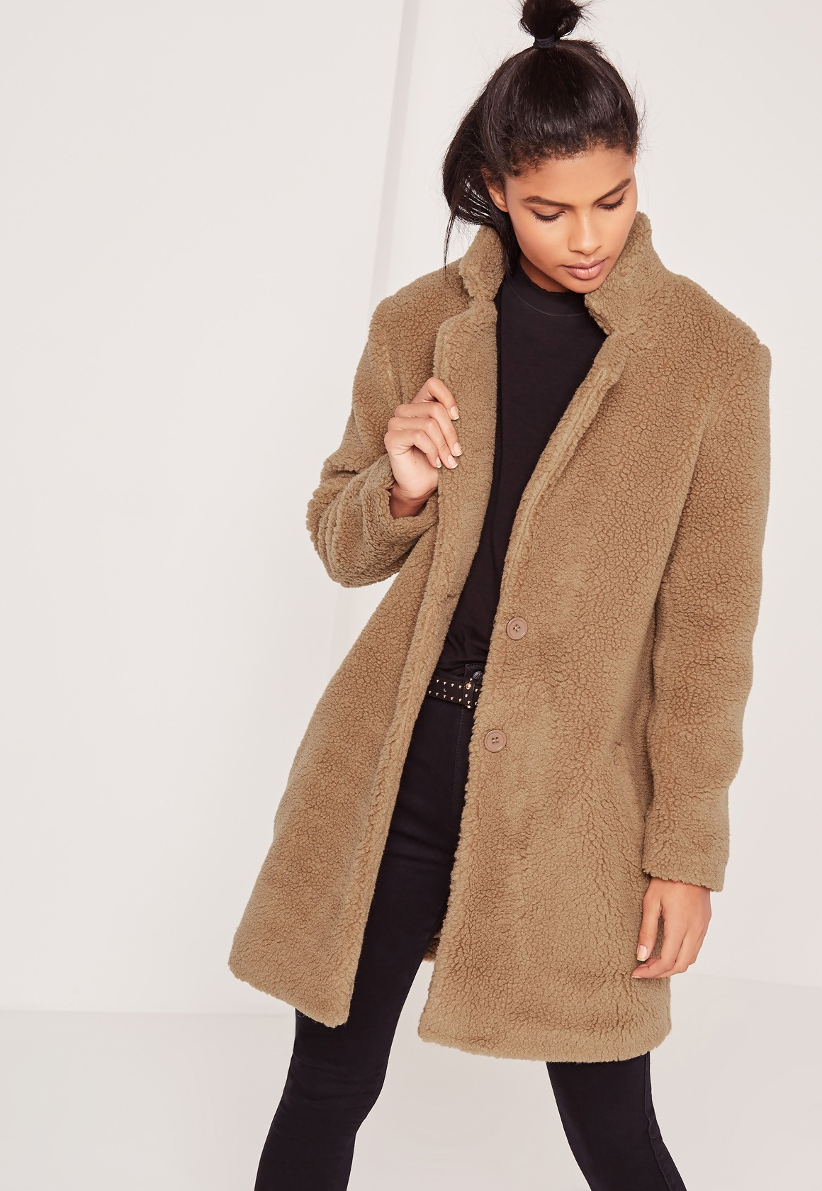 how to buy a shearling coat when the rent is due KXIVKNP