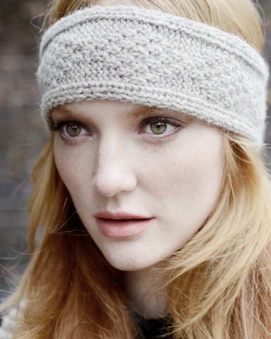 inca headband knitting pattern | purl alpaca designs XFJWWXV