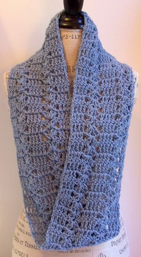 infinity scarf crochet pattern orient heights infinity scarf - free crochet pattern by kristina olson. i  never realized PAIFUTT