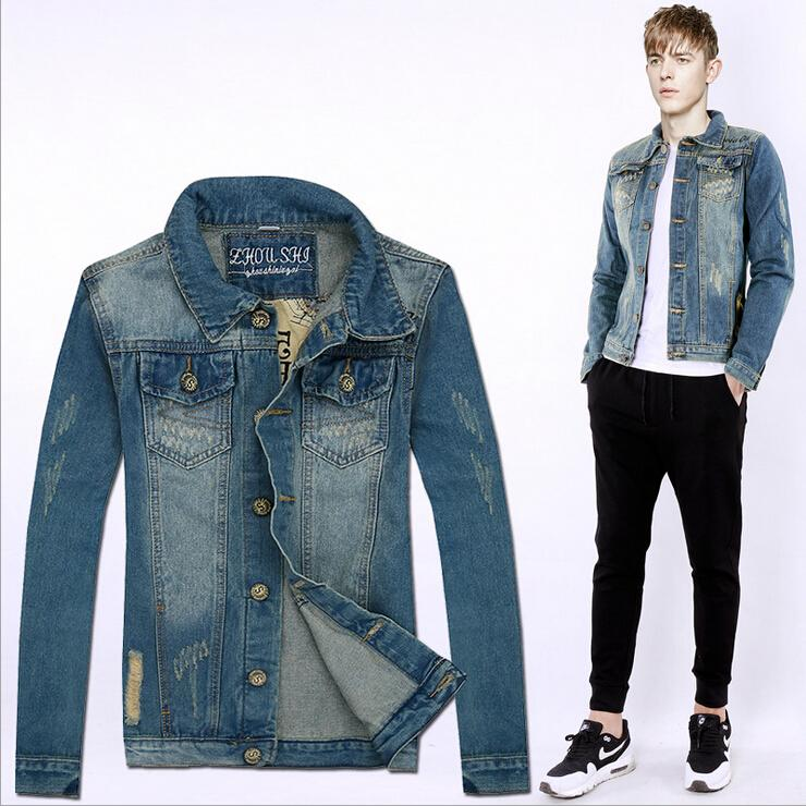 Best jean jackets for men - fashionarrow.com