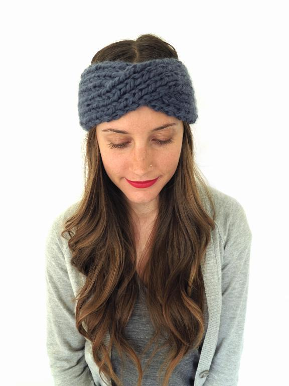 kahina headband knitting pattern EXWMTYQ
