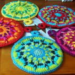Popular shapes for crochet potholders that will transform your kitchen
