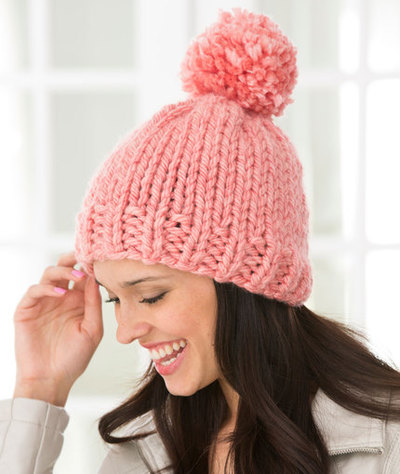 Knit hat the best suited for extreme cold weather
