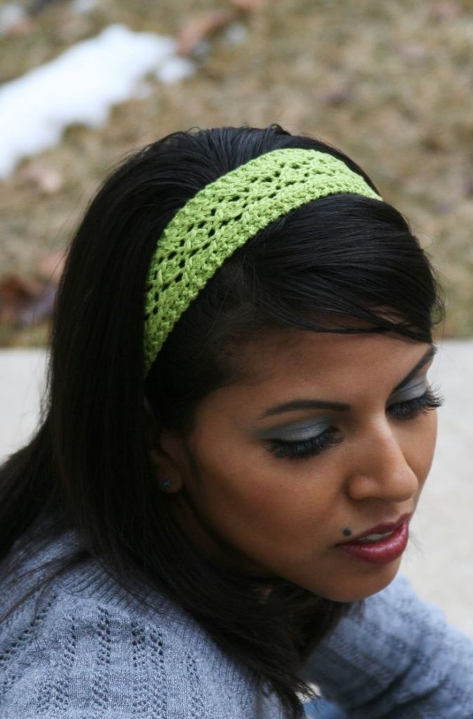 knit headband pattern view in gallery lovely loom knit headband ZTIXSKQ