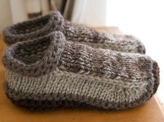 knit slippers free knitting pattern for non-felted slippers pattern by yuko nakamura and  more slipper knitting VSQJODH