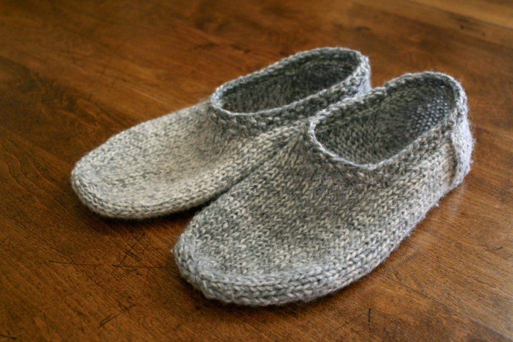 knit slippers south marysburgh slippers VDZIEGA