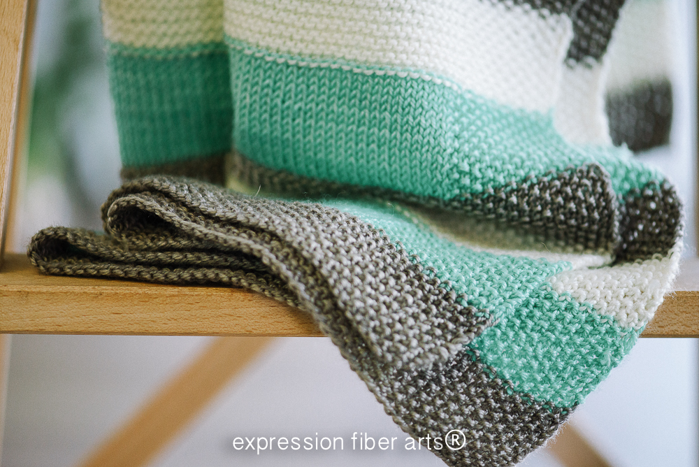 knitted baby blankets how to knit a baby blanket VGNIDBZ