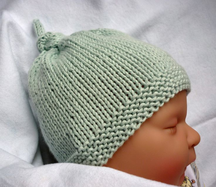 knitted baby hats baby knitting patterns mack and mabel: free knitting pattern baby hat with  top knotu2026 SMDQKNT