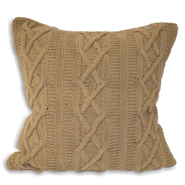 knitted cushion covers paoletti-aran-pure-cotton-cable-knit-cushion-cover LIOUAOF