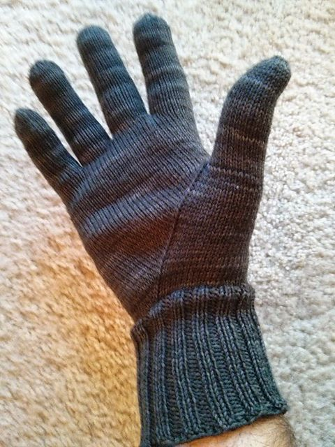 knitted gloves a method for creating perfect gloves that u201cfit like a glove.u201d knit from the LHLDXHB