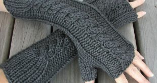 knitted gloves hand knitted things - patterns: pdf knitting pattern fingerless gloves i  love this look. FSNUYLY