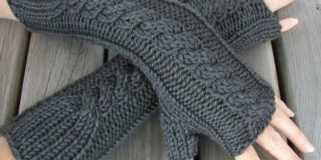 Few Info On Knitted Gloves Fashionarrow