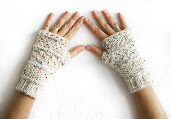 few info on knitted gloves � fashionarrowcom