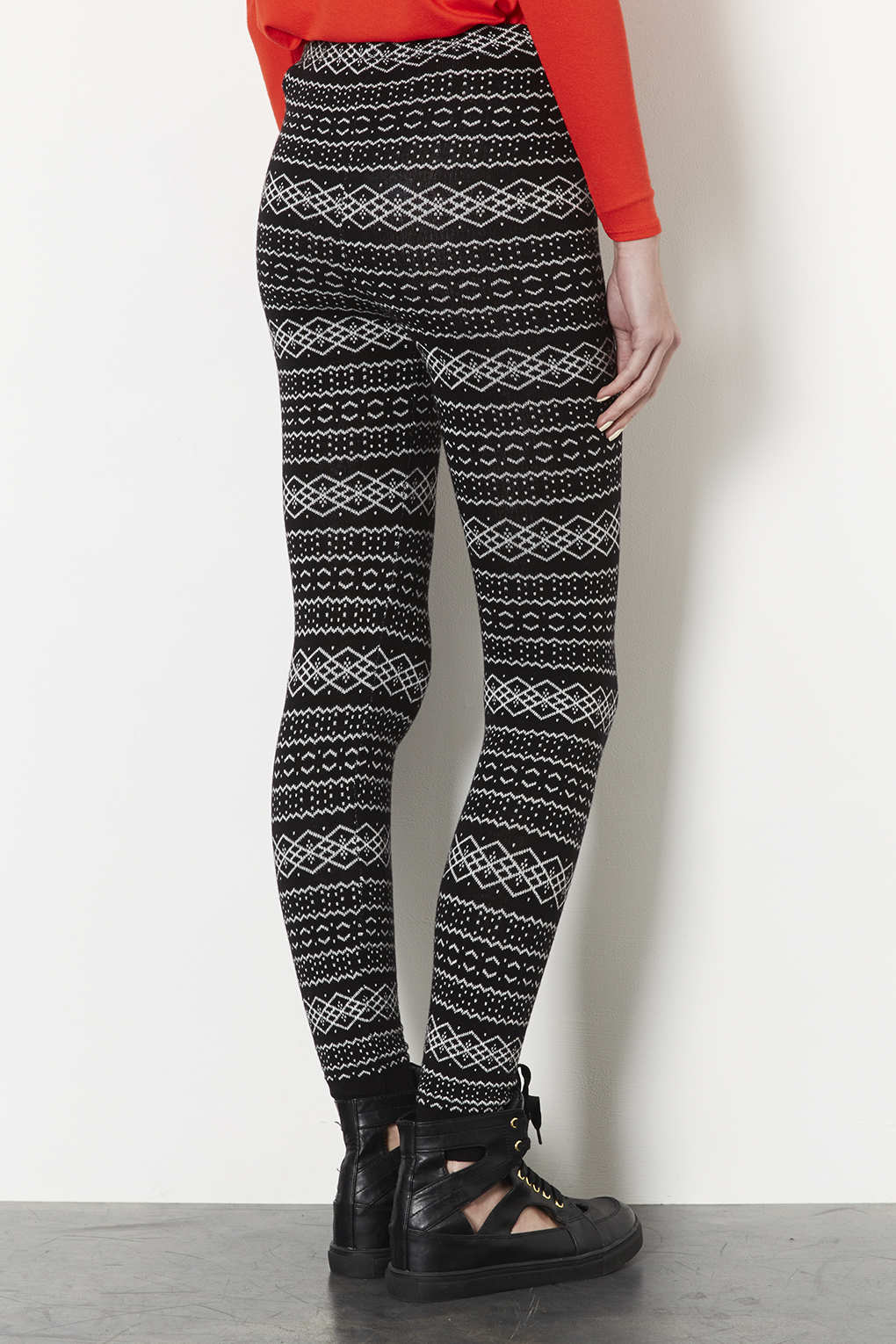 Knitted Leggings gallery OTCELEL