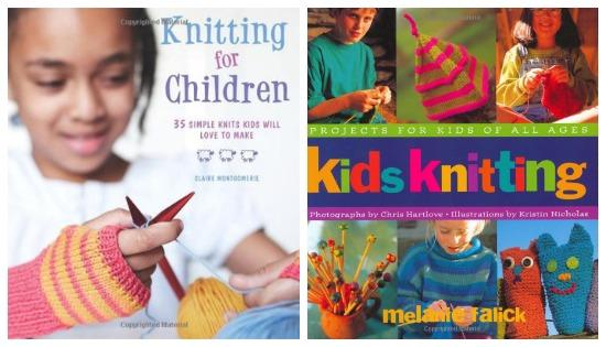 Knitting for kids kids knitting books JDRAFNJ