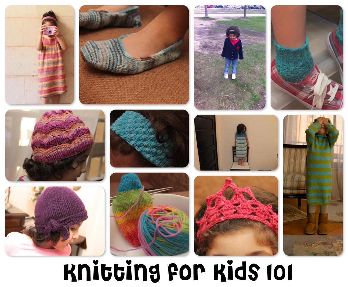 Knitting for kids knitting for children XNVLTKW