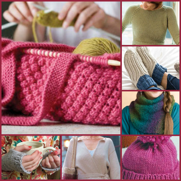 Knitting Gifts youu0027ll love these free and easy knitting patterns as knitted gifts. YVEBRWF