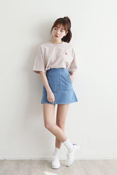 korean fashion cool tsuinchocoreto by http://www.globalfashionista.xyz/korean-fashion UGZDVHP