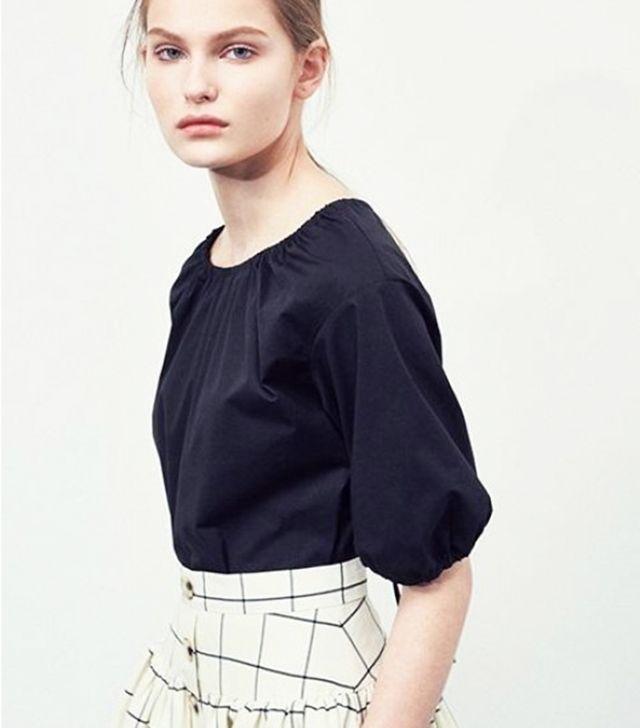 korean fashion rejina pyo sophie blouse TJHIQYG