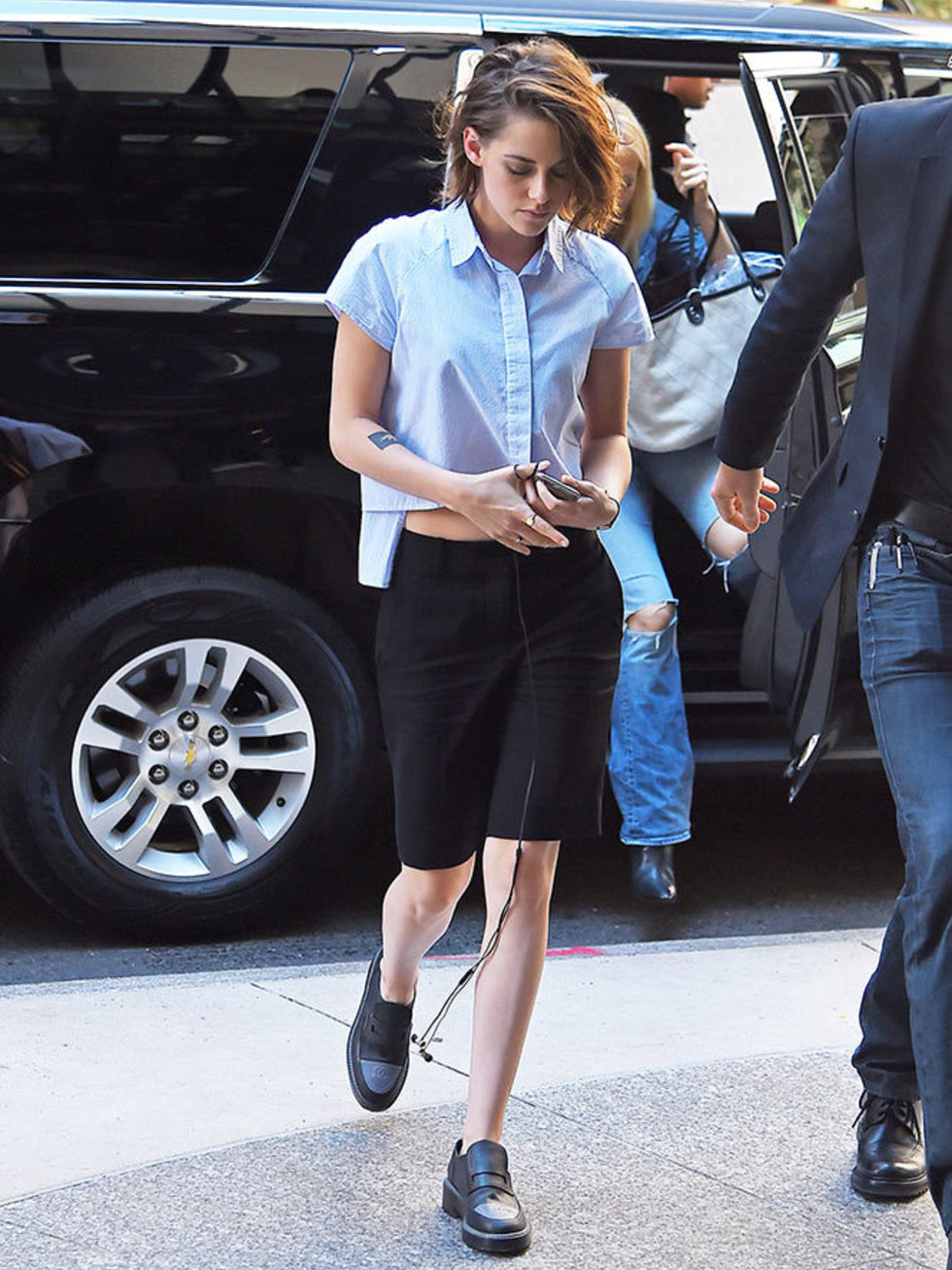 How to look stylish with kristen stewart style
