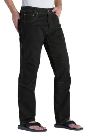kuhl pants dark khaki AZETPZX