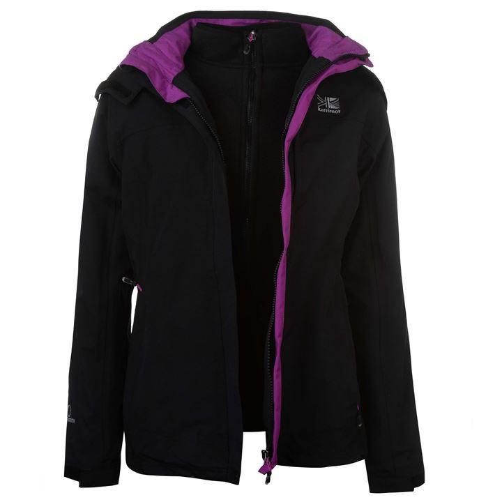 ladies coats karrimor | karrimor 3 in 1 jacket ladies | ladies jackets and coats LLCYVPX
