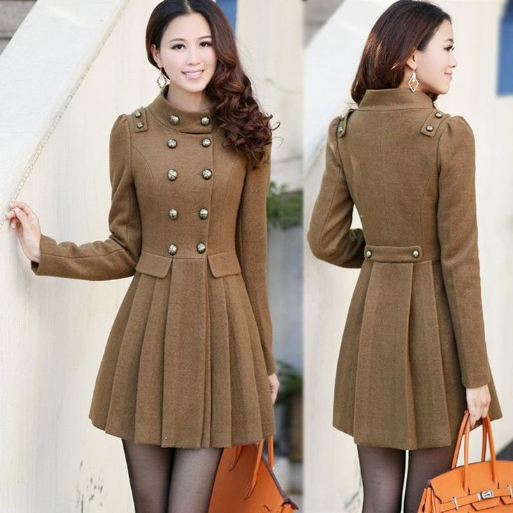 ladies coats most stylish and fashionable winter coats for women TKOOOMW