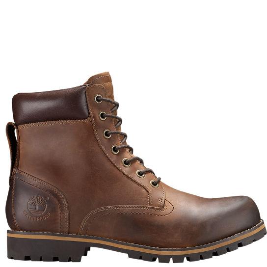 menu0027s rugged 6-inch waterproof boots FAXLUJQ
