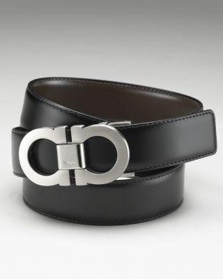mens belts salvatore ferragamo menu0027s classic double gancini reversible belt |  bloomingdaleu0027s OICJDOM