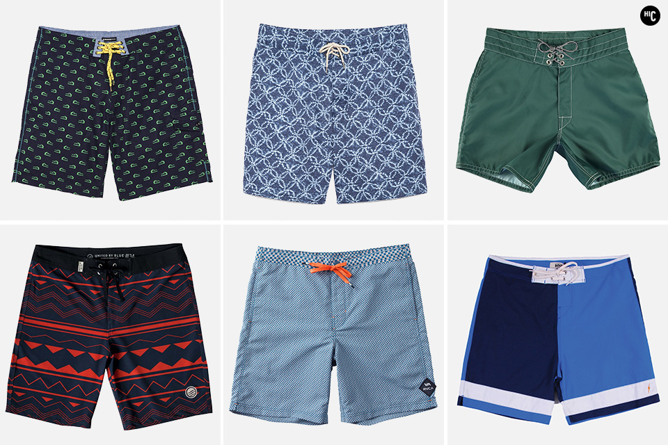 mens board shorts the 15 best menu0027s board shorts for summer | hiconsumption CZTISRT