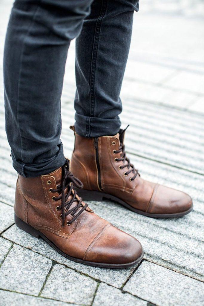 mens boots the modern gentleman ZQOSISJ
