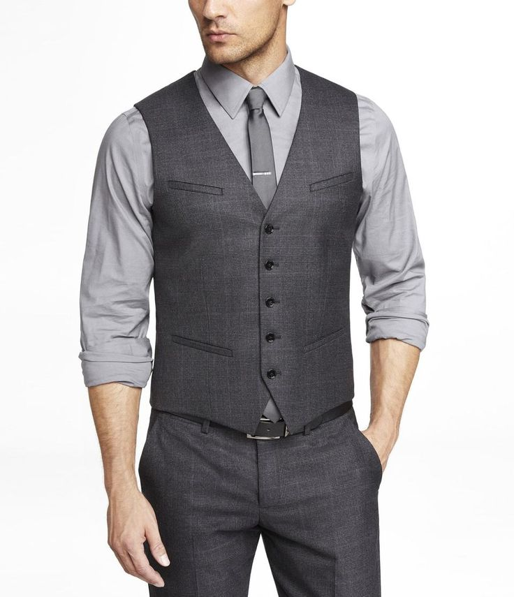 mens formal wear i should wear vests FRDDWSI
