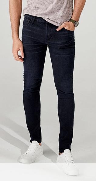 mens jeans mens super skinny jeans FNAWPGI