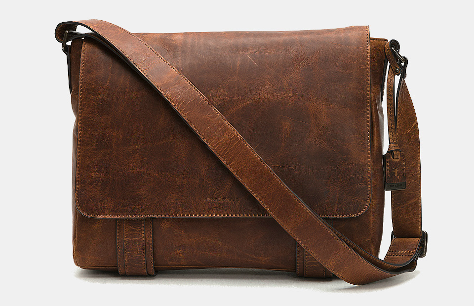 mens messenger bags frye logan messenger bag ISBUOZJ