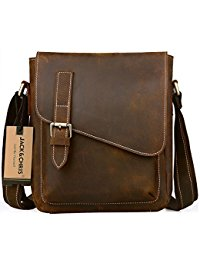 mens messenger bags handmade menu0027s leather messenger bag shoulder bag ipad bag, nm1866 TGTUKAG
