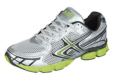 mens shock absorbing running trainers jogging gym trainer size uk 3-12 QIDXMBJ