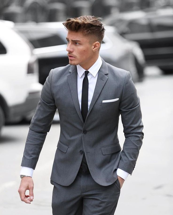 Different kind of mens suits