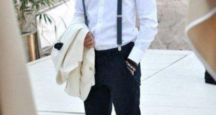 mens suspenders 40 handsome men looks with suspenders BDTIYXE