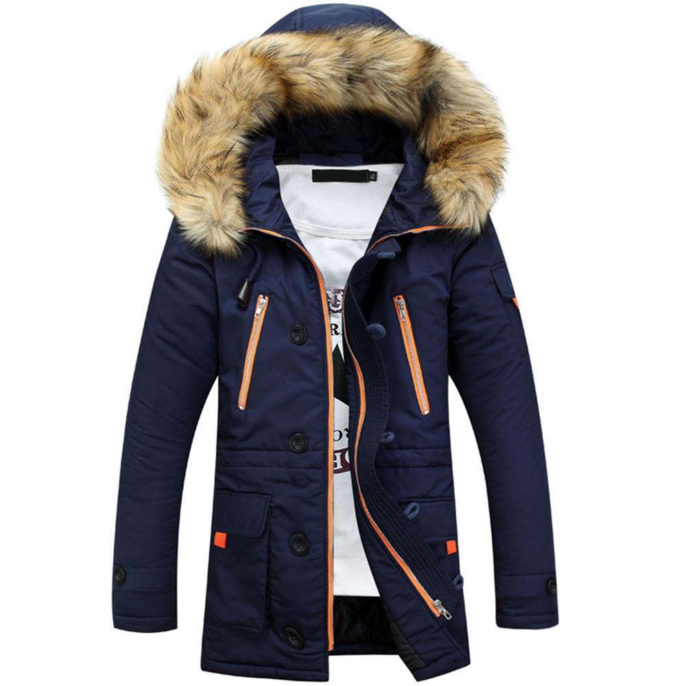 mens winter jackets zozowang jacket men popular tide down cotton menu0027s winter coat thicker slim  korean young EIXWPGJ