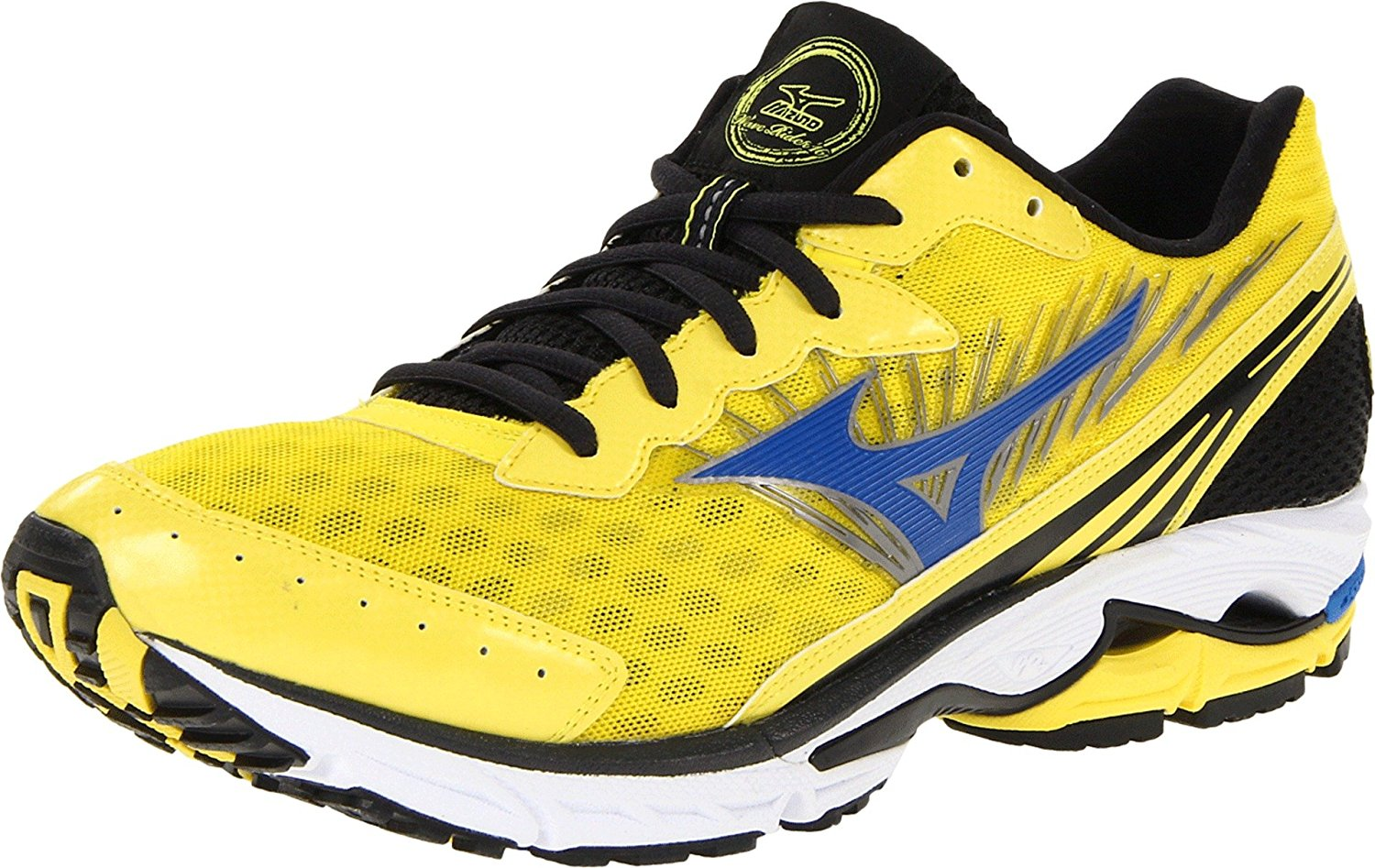 Mizuno Running amazon.com | mizuno menu0027s wave rider 16 running shoe | athletic QIVDEFX