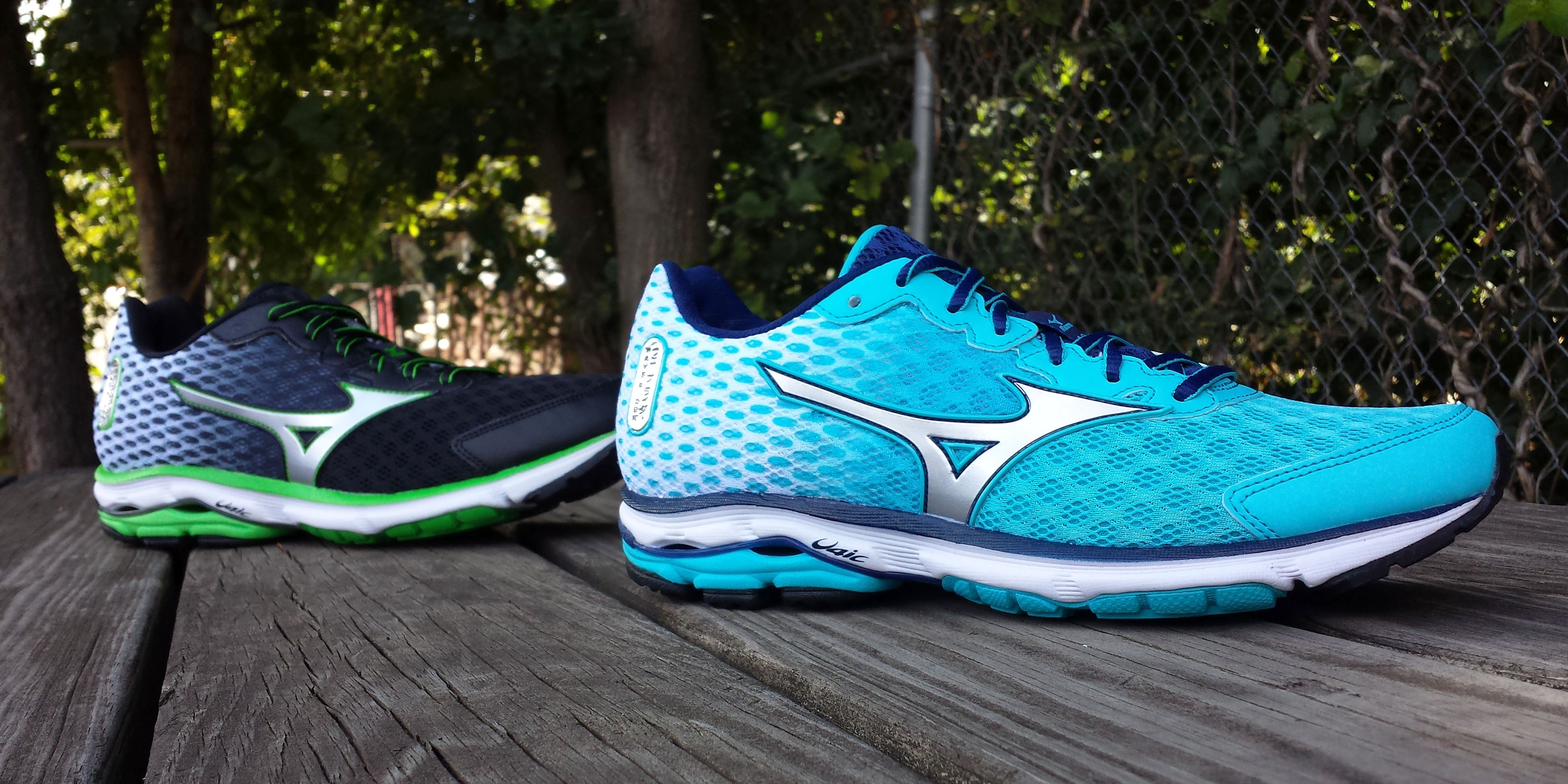 Mizuno Running running shoe preview: mizuno wave rider 18 VXIUTIX